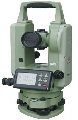 苏一光DT300系列电子经纬仪