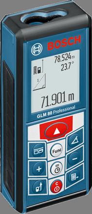 博世GLM 80/80米手持激光测距仪
