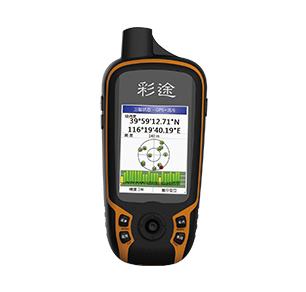 彩途K20B手持GPS