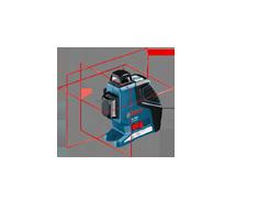 博世GLL3-80P三线激光标线仪