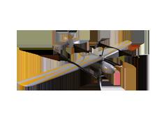 华测固定翼P310测绘无人机