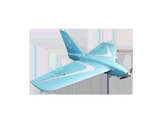 华测固定翼P610无人机航拍测绘系统