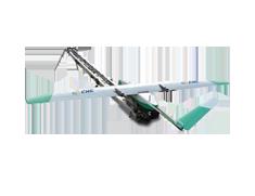 华测固定翼P700E测绘无人机