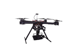 华测多旋翼P500无人机航拍系统