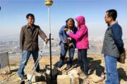 长江委水文局援疆项目之外业测量圆满结束