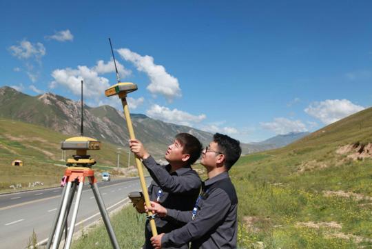 青海省第二测绘院玉树分院服务灾后重建纪实