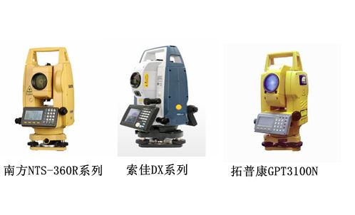 回望全站仪过去四十年的技术发展与变革