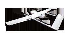 纵横大鹏CW-30垂直起降固定翼无人机