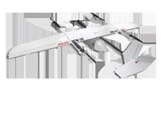 大鹏CW-10垂直起降固定翼无人机