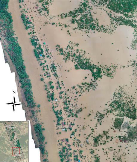 测绘无人机在灾害治理中的应用