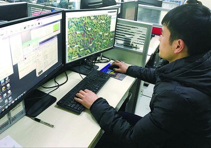测绘技术服务在地理国情监测中的成果应用