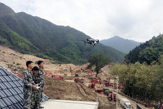 浙江省第二测绘院应急测绘分院党支部打造应急测绘铁军