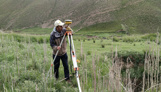 昆仑山控制测量纪实