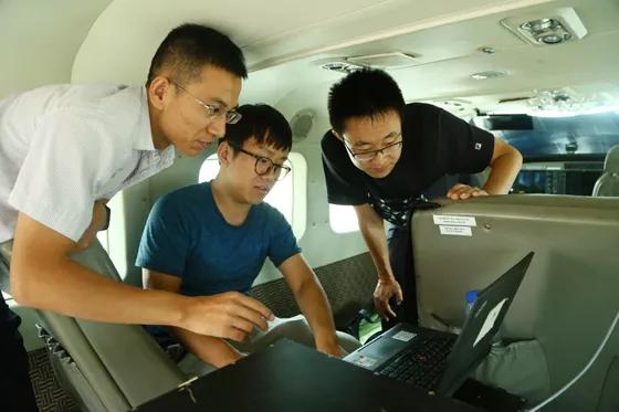 我国首次完成机载SAR系统计量检测(检定)