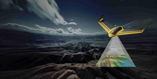RTK测绘无人机