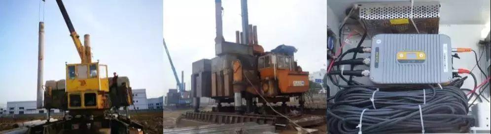 浙江宏祥基础有限公司打桩项目