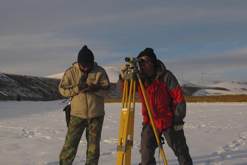 测绘地理信息奋进新时代 庆祝改革开放40年