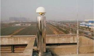 陕西省北斗卫星导航定位基准站系统(CORS)与邻省实现数据共享