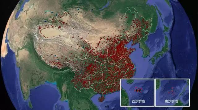 中国国家北斗地基增强系统