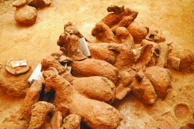 RTK测量仪器助力青岛考古所及平度市博物馆进行考古发掘