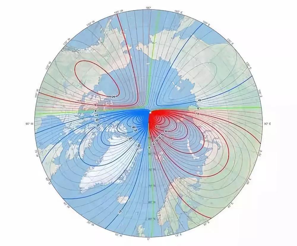 世界地磁模型