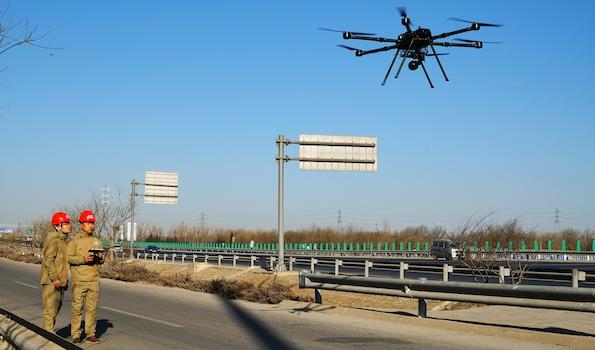 无人机应急测绘