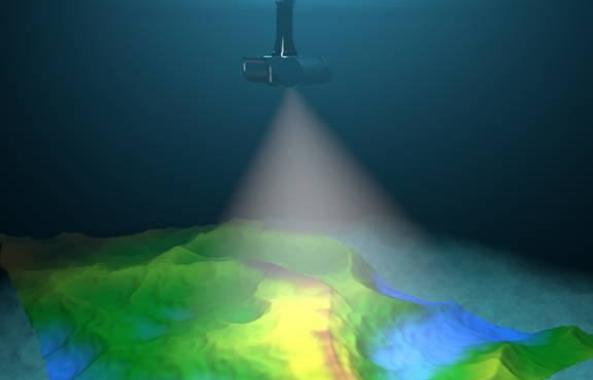 关于推进海洋测绘工作的思考