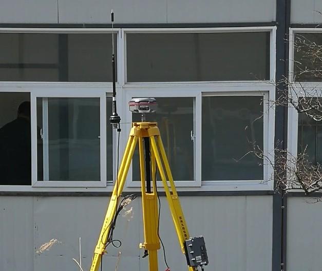 科力达K5 RTK测量系统项目应用