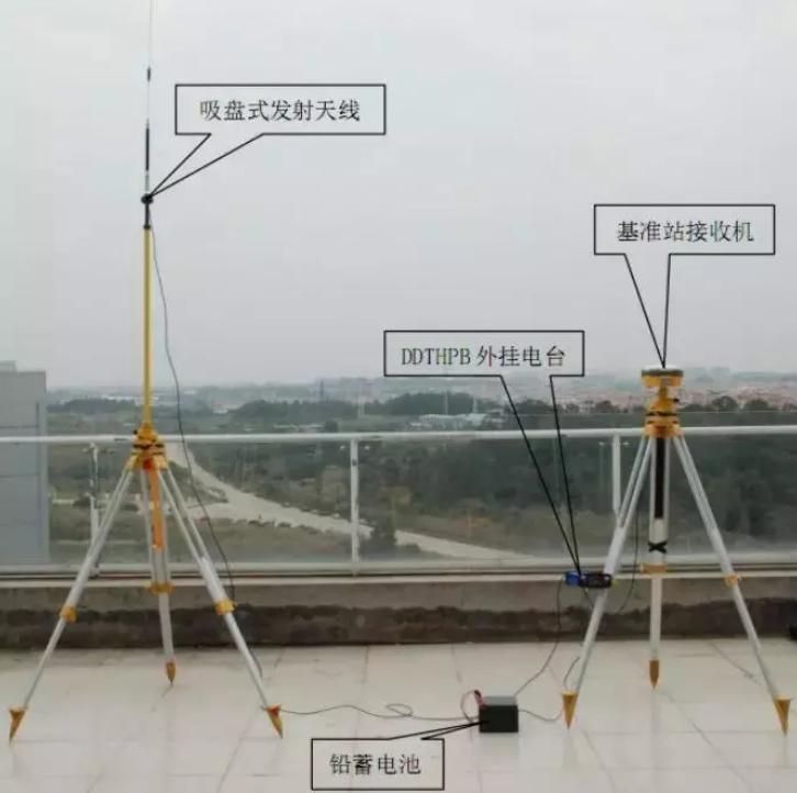 GNSS接收机RTK工作模式