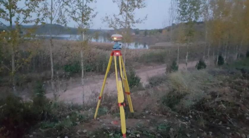 GNSS接收机静态观测