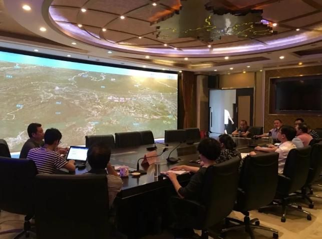 宜宾市长宁县应急测绘保障工作部署会