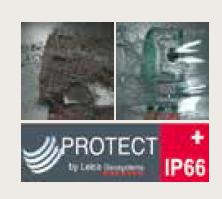 IP66防水防尘等级