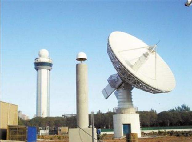 陕西省北斗卫星导航定位基准站系统完成测试