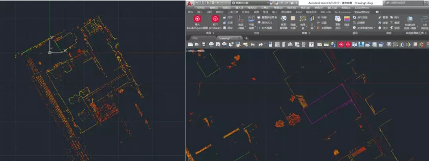 AutoCAD中绘制地籍图