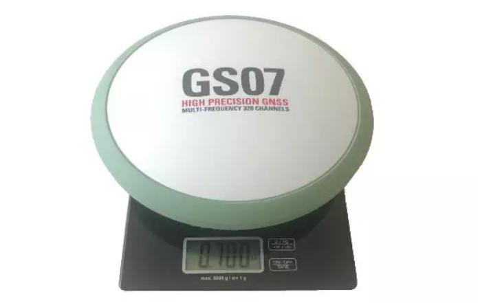 GNSS城市测量利器——徕卡GS07 RTK小巧强劲