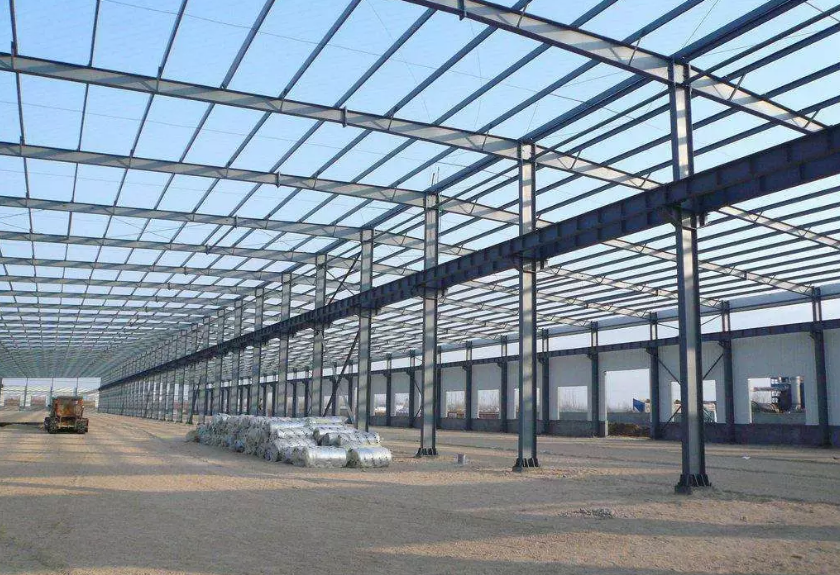 徕卡ICR60/80建筑BIM版全站仪在钢结构安装中的应用案例