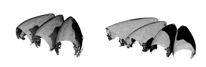 扫描点云生成模型