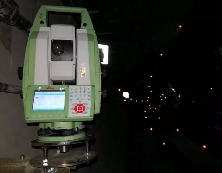 徕卡TM50精密监测机器人全站仪,让监测更智能!