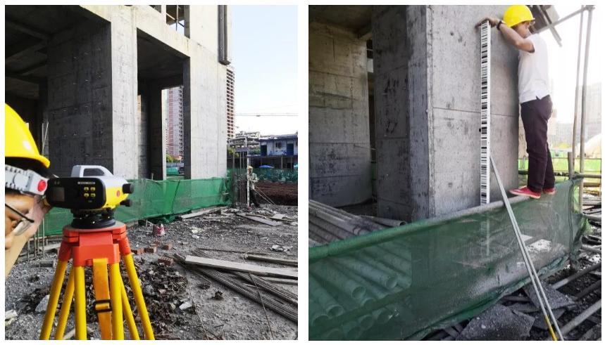 中纬ZDL700数字水准仪在建筑物沉降观测中的应用