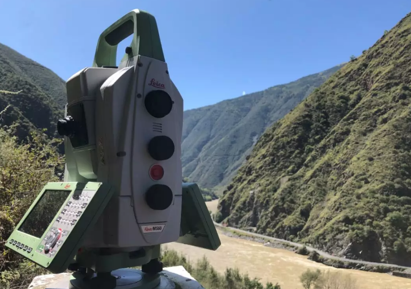 徕卡MS60全站仪带您体验效率与精度完美结合的滑坡监测新方案!