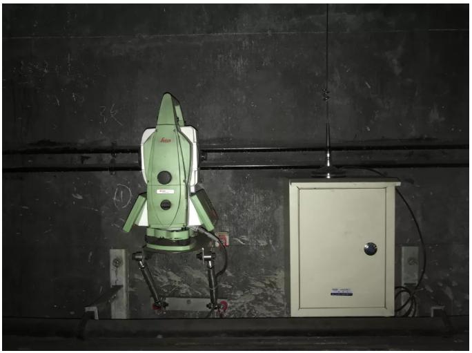 徕卡全站仪在地铁自动化监测中的注意事项