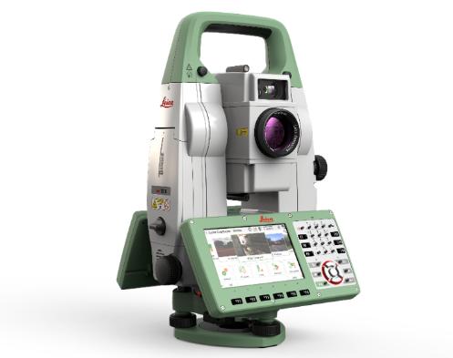 徕卡TS16测量机器人,为测绘而生!