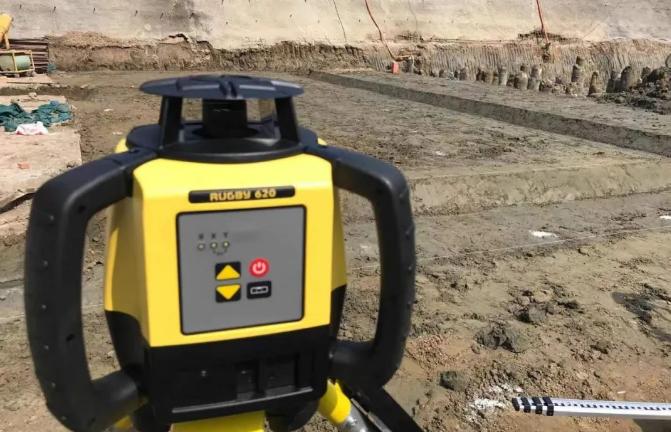徕卡Rugby620激光扫平仪在建筑施工中的应用