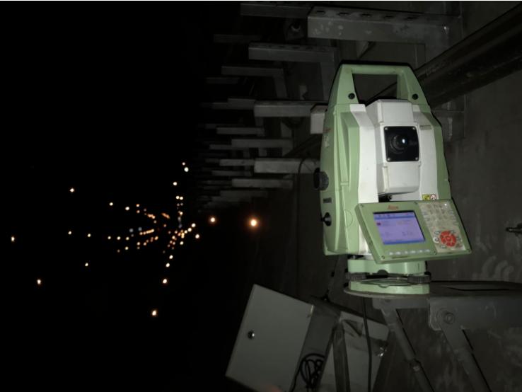 徕卡GeoMoS自动化监测系统在西安地铁1号线的应用